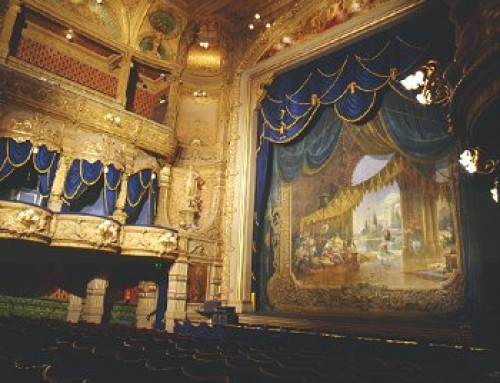 Gaiety Theatre and the Victorian Theatre Trap